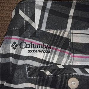 f6a1c9525fb Columbia Pants | Womens Checkered Golf Capris Size 6 | Poshmark
